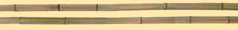 Bamfaux is Imitation Bamboo, Synthetic Bamboo, Faux Bamboo, Fake Bamboo, Plastic Bamboo or Duracane